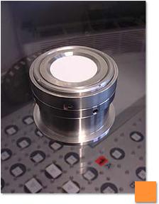 Röntgenfluoreszenzanalyse (RFA) Messbecher Bruker Pressling Solidpress